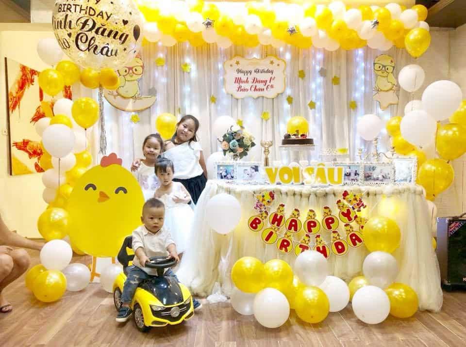 Địa điểm lý tưởng tổ chức sinh nhật cho bé tại Hà Nội - Nhà hàng ...